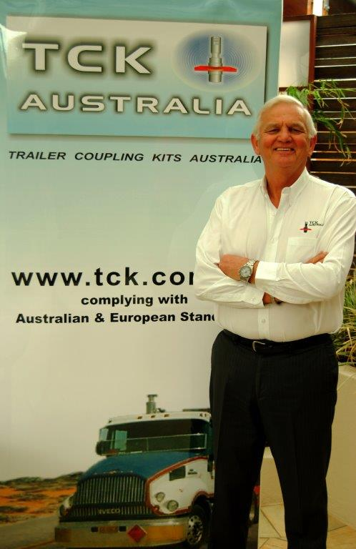 Graeme Rowland, TCK Australia